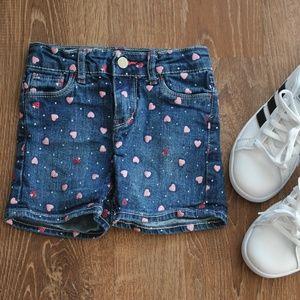 Levi's Shorty Shorts